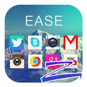 Ease Theme - ZERO Launcher