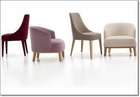 Modern Classic Chairs - náhled