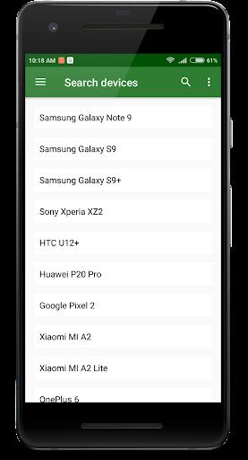 CPU X : System & Hardware info  screenshots 4