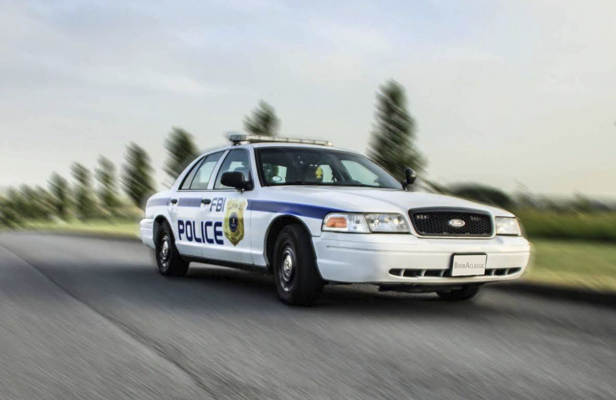 Ford Crown Victoria Hire Essex