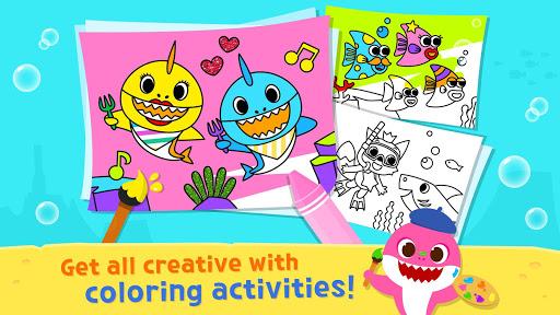 Pinkfong Baby Shark - Free Videos & Games 28 screenshots 4