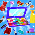 Princess Makeup New Year Style icon