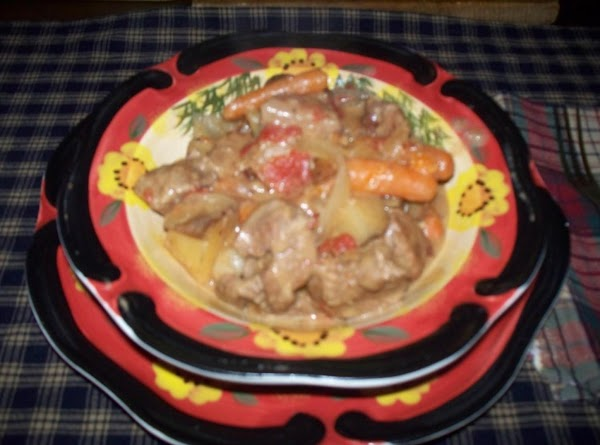 Crockpot Swiss Steak Dinner Recipe