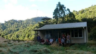 Leitch's Hut