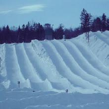 Photo: Espacios para deslizarse en la #nieve #Invierno  #Quebec