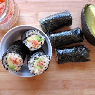 Seaweed Rolls Recipes.
