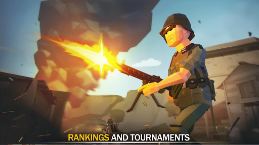 War Ops: WW2 Action Games screenshots 12