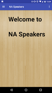 NA Speakers- screenshot thumbnail