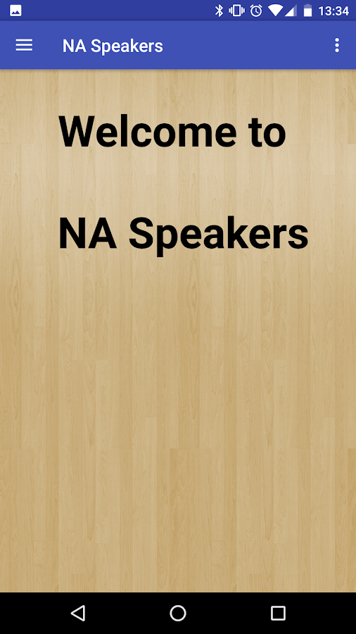 NA Speakers- screenshot