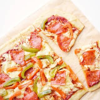 Flatbread Pizza Crust.