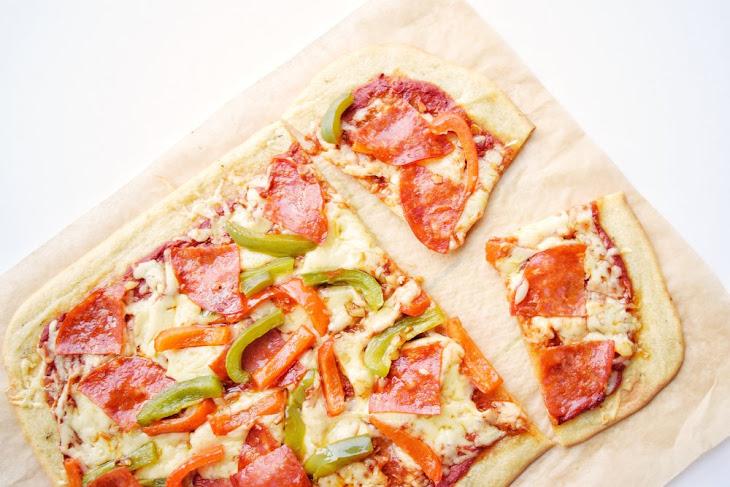 Flatbread Pizza Crust Recipe