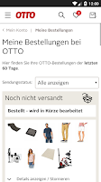 Screenshot of OTTO - Mode & Fashion-Shopping