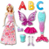 Puzzle ABC: Princess