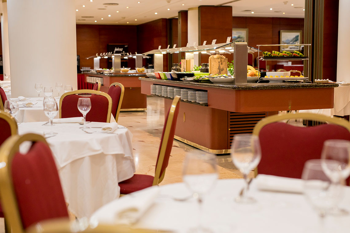 Catering services for events
