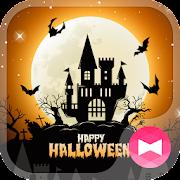 خلفيات وأيقونات Halloween Night Castle