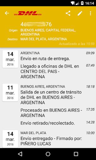 Shipments Worldwide screenshot 5