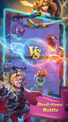 Duel Heroes: Magic TCG card battle game filehippodl screenshot 4