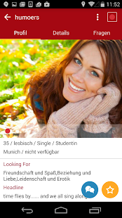 lesarion - Lesben Dating – Miniaturansicht des Screenshots