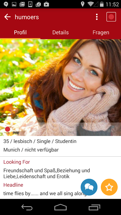 lesarion - Lesben Dating – Screenshot