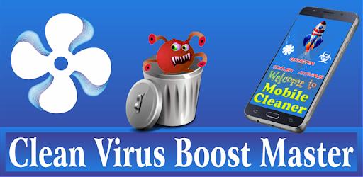 Mobile Phone Virus Cleaner