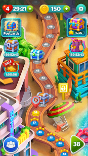 Traveling Blast Screenshot