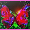Fantasy Butterfly Wallpaper icon