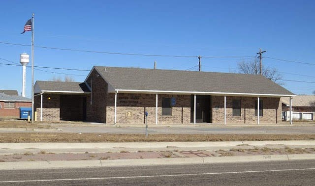Texline, Texas post office