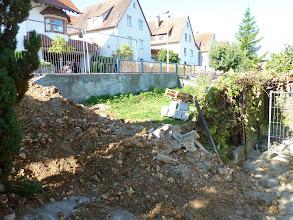 Photo: und dann beginnt das Chaos wir bauen um.... daher Ende mit Gartenalbum.