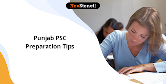 Punjab PSC Exam Preparation Tips