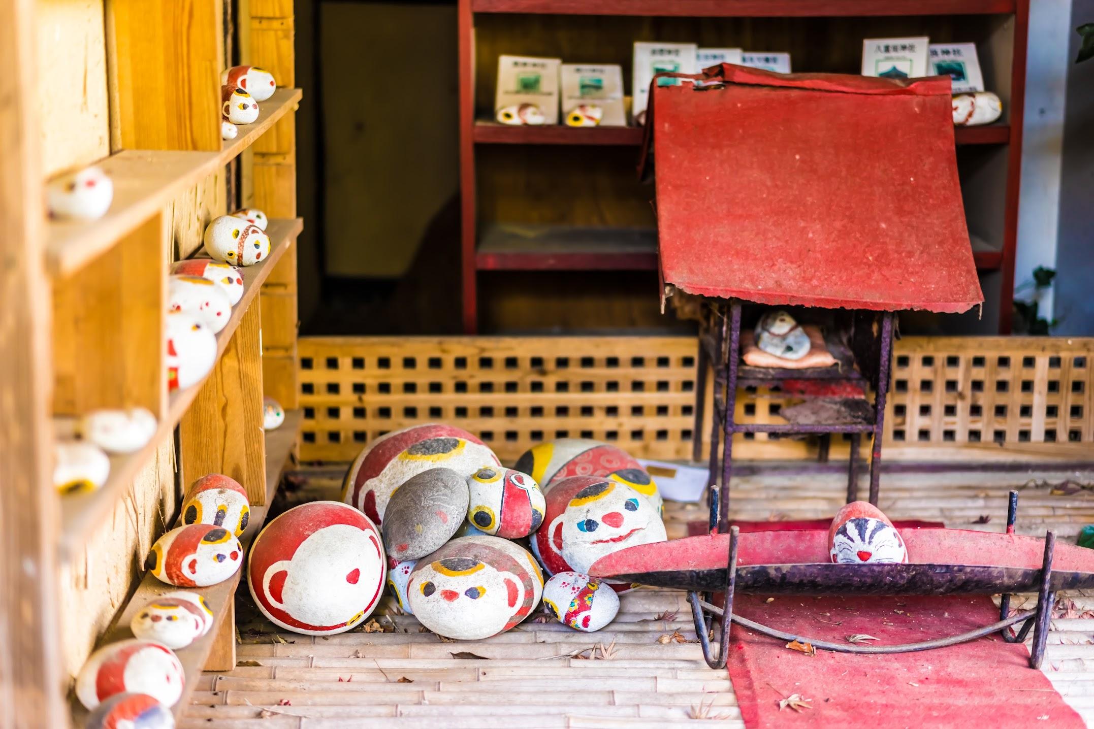 尾道 猫の細道 尾道アート館 福石猫1