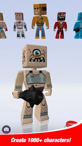 3DIT Character Creator