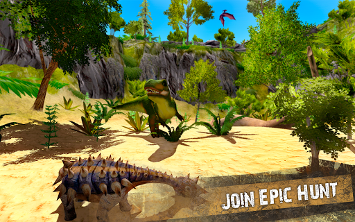 Jurassic Survival Island: Dinosaurs & Craft 3.3.0.8 Screenshots 4