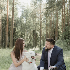 Wedding photographer Arina Miloserdova (MiloserdovaArin). Photo of 08.09.2017