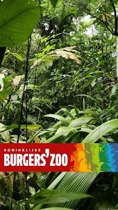 Burgers' Zoo Map 1