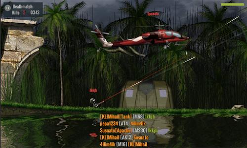 Stickman Battlefields Premium v2.0.0 [Mod Money + Ammo + Premium]