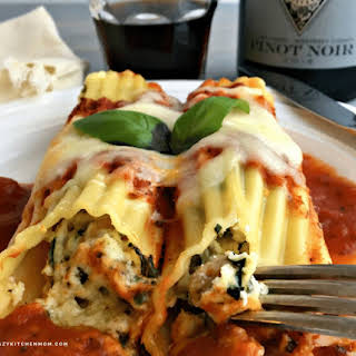 Cannelloni Without Ricotta Recipes.