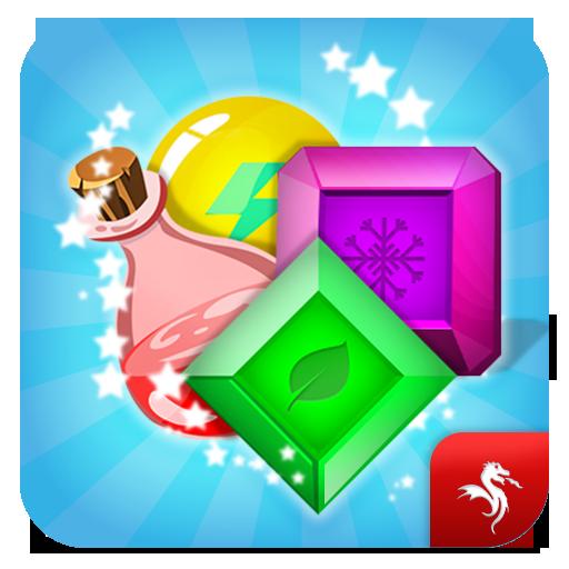 Dragon Saga: Match 3 Puzzle