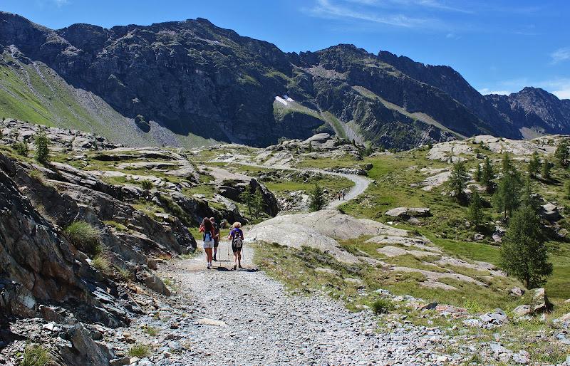 Facendo Trekking.... di Giuseppe Loviglio