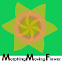 Morphing Moving Flower APK icon