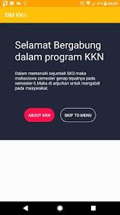 UMM-SIM KKN - náhled