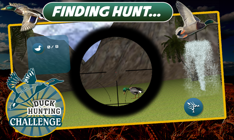 android Duck Hunting Challenge Screenshot 6
