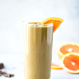 Chocolate Orange Smoothie Recipes.