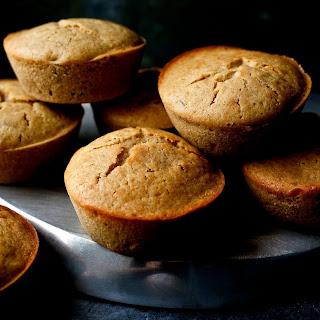 Gluten-Free Apricot-Walnut Muffins