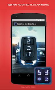 Car Key Alarm PRANK screenshot