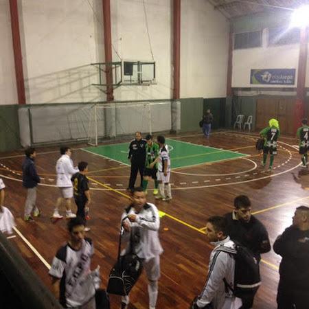 Parque Cubano 1 - Ferro Carril 8: hay equipo (9a Fecha 2a Rueda LUF 2016)