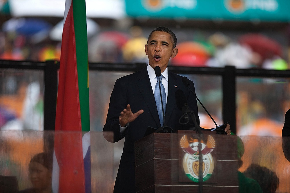 5 Quotes From Barack Obamas Nelson Mandela Lecture That Were Too