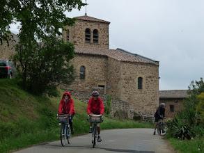 Photo: Sur les pentes du Col de Grenouze, la grange chapelle