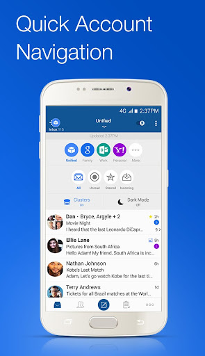 Blue Mail – Email Mailbox v1.9.2.19