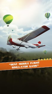 Flight Pilot Simulator 3D Free 1.3.0 APK + DATA