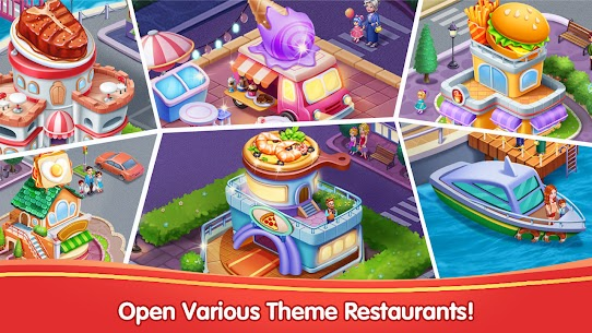 My Cooking – Restaurant Food Cooking Games 4